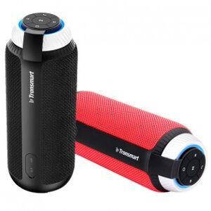 Tronsmart T6 360 Bluetooth-högtalare 25W - Röd