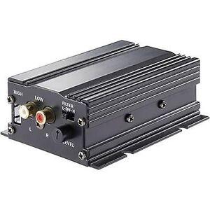 Basetech 2-kanals headstage 100 W Basetech AP-2100