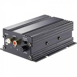 Basetech AP-2100 2-kanals headstage 100 W