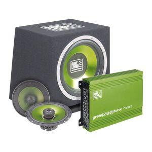 Raveland Green Force II Bil HiFi-paket