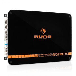 Auna Dark Star 4000 bil-utgångssteg 4-kanal 400W RMS