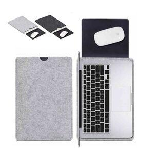 "Sleeve i filt till MacBook ( Svart 11"" )"