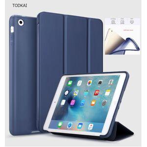 Deltaco Fodral med stöd till iPad Mini 4 Mörkblå