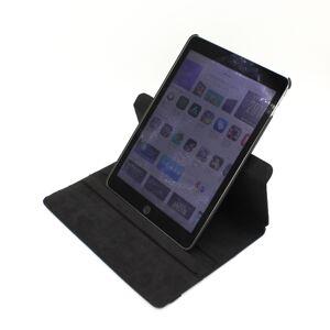 udgår iPad 2/3/4 Rotating PU Läder cover Brun