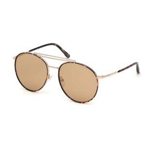 Tom Ford Solbriller FT0694 WESLEY 28E