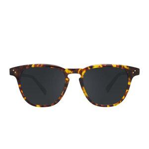 DIFF Solbriller Harley Polarized amber tortoise + prescription polarized lens