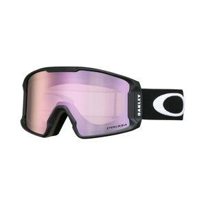 Oakley Line Miner XM Matte Black - Goggles - Prizm Snow HI Pink