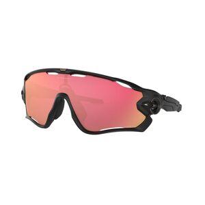 Oakley Jawbreaker Matte Black - Sportglasögon - Prizm Snow Torch
