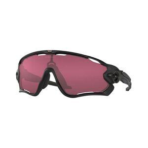 Oakley Jawbreaker Matte Black - Sportglasögon - Prizm Snow Black