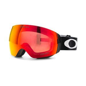 Oakley Flight Deck XM Prizm Snow Goggles Orange/Black