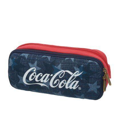 Estojo Duplo Coca-Cola American Flag - Unissex