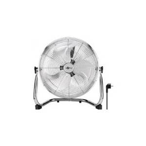 Goobay 39510, Husholdning ventilator, Krom, Bord, Metal, 45 cm, 1,6 m