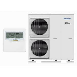 Panasonic T CAP 12 kW monobloc