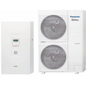 Panasonic T CAP 12 kW bibloc