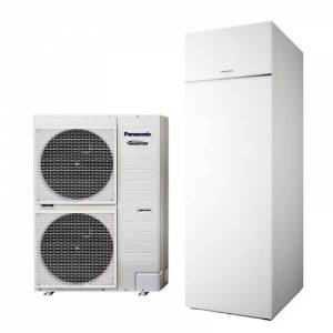 Panasonic HC 12 kW all in one