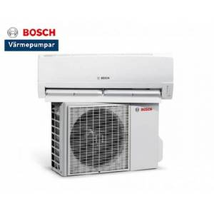 Bosch Compress 5000 AA 6.0 -  Energisparande & effektiv värmepump
