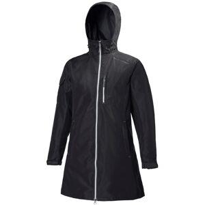 Helly Hansen Women's Long Belfast Jacket Sort Sort XS