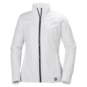 Helly Hansen Women's Crew Insulator Jacket Hvid Hvid XL