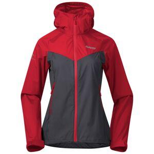 Bergans Microlight Jacket Women's Rød Rød XS