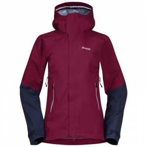 Bergans Women's Rabot 365 3L Jacket Rød Rød M