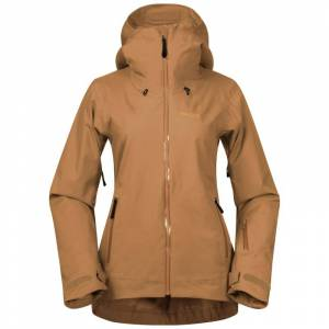 Bergans Stranda Insulated Hybrid Women's Jacket Gul Gul M