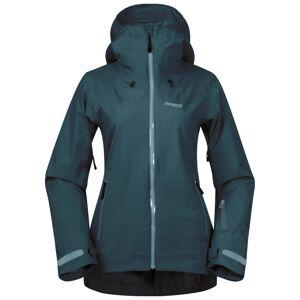 Bergans Stranda Insulated Hybrid Women's Jacket Grøn Grøn S