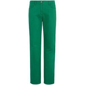 Brax Feminine Fit-buks model Nicola Fra Brax Feel Good grøn