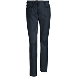 Brax 'ProForm-Slim' jeans, model Sonja Fra Raphaela by Brax denim