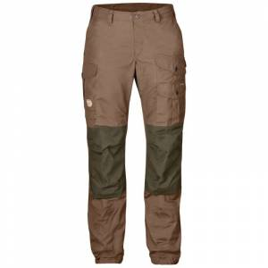 Fjällräven Women's Vidda Pro Trousers Short Beige Beige 44 Short