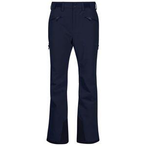 Bergans Oppdal Insulated Lady Pants Blå Blå S