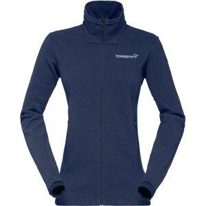 Norrøna Women's Falketind Warm1 Jacket Blå Blå XS