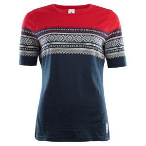 Aclima DesignWool Marius T-Shirt Women Blå Blå L
