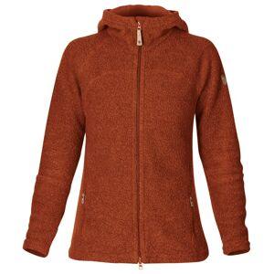 Fjällräven Women's Kaitum Fleece Orange Orange M