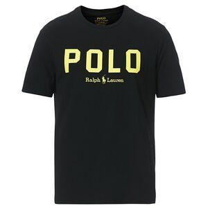 Polo Ralph Lauren Logo Crew Neck Tee Black men S Sort