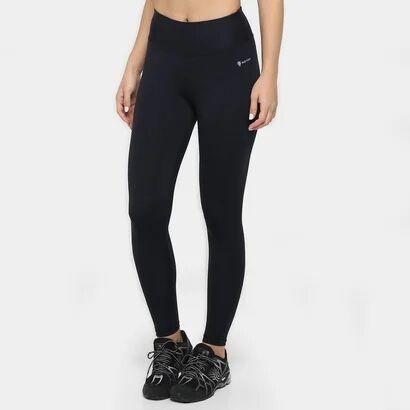 Calça Legging GONEW Lola 3 Feminina - Feminino-Preto
