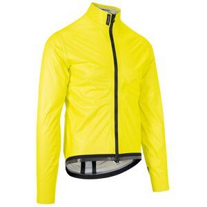 Assos EQUIPE RS Schlosshund Rain Jacket EVO - Gul