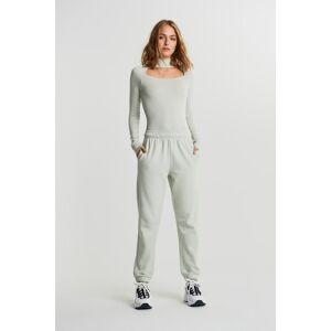 Gina Tricot Anna sweatpants XS Female Mineral gray (8828)