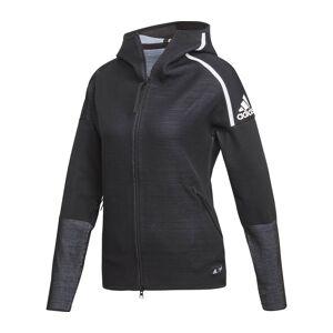 Adidas Z.N.E. Hoodie Parley women's jacket S Sort