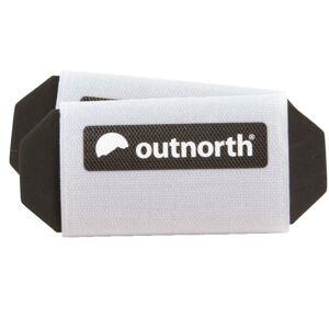 Outnorth Ski Holder Velcro Hvid Hvid 1SIZE
