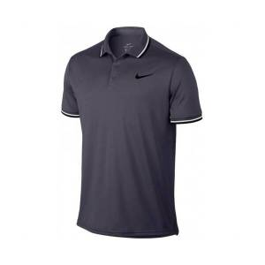 Nike Dry Solid Polo Grey S