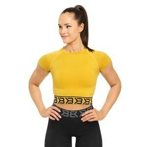 Better Bodies Sugar Hill Tee, yellow, Better Bodies