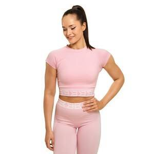 Better Bodies Sugar Hill Tee, pale pink, Better Bodies
