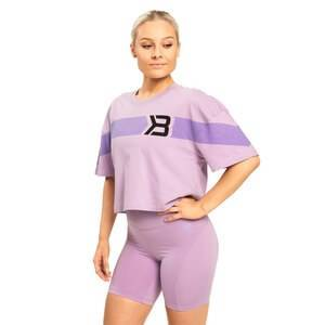 Better Bodies Chrystie Tee, lilac, Better Bodies