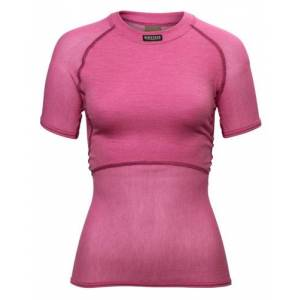 Brynje Lady Wool Thermo Light t-skjorte Pink