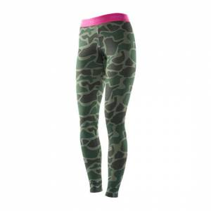 Devold Camo dame longs Forest