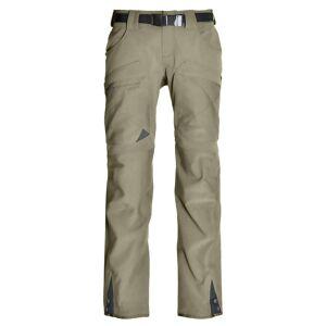 Klättermusen Gere 2.0 bukse dame Dark Khaki