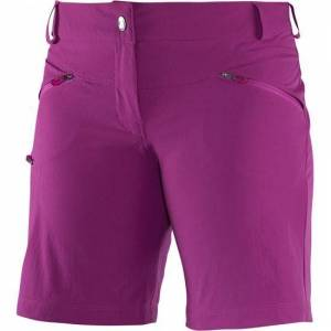 Salomon Wayfarer Shorts dame Aster Purple