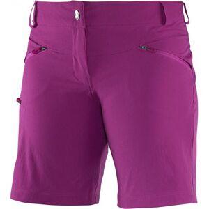 Salomon Wayfarer Shorts dame Aster Purple