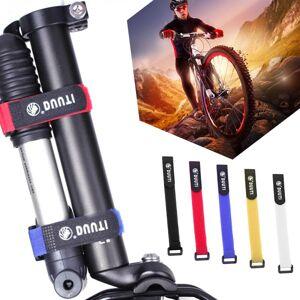 1PC Bicycle Nylon Handlebar Tape Self Adhesive Strap Bike Cable Thread Tie Pump Bottle Band Cycling Flashlight Bandage