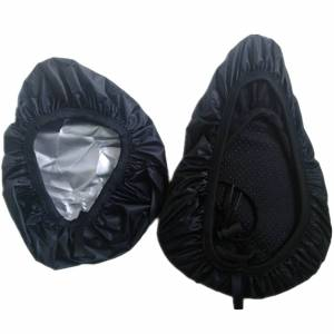 Bike Seat Cover Bicycle Seat Rain Cover Outdoor Waterproof Elastic Dust and Rain Resistant UV Protector Cycling Bike Accessories
